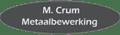 logo M. Crum Metaalbewerking